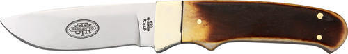 Kutmaster 7961BB Utica Cutlery Kutmaster 8-Inch Fixed Blade Hunting Knife with Leather Sheath, Brow... by Kutmaster