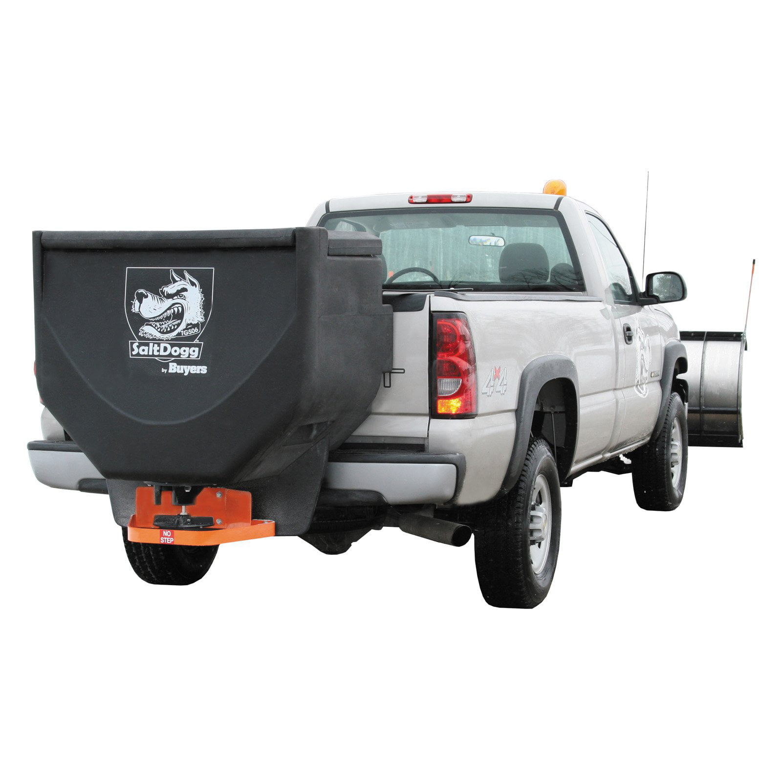 SaltDogg Electric Polymer 52-in. Tailgate Spreader by BUYERS PRODUCTS
