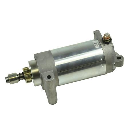 SPI, SM-01329, Starter Motor 2005-2009 Ski-Doo 550F Snowmobiles Replaces  OEM#'s 515176103 & 515176585