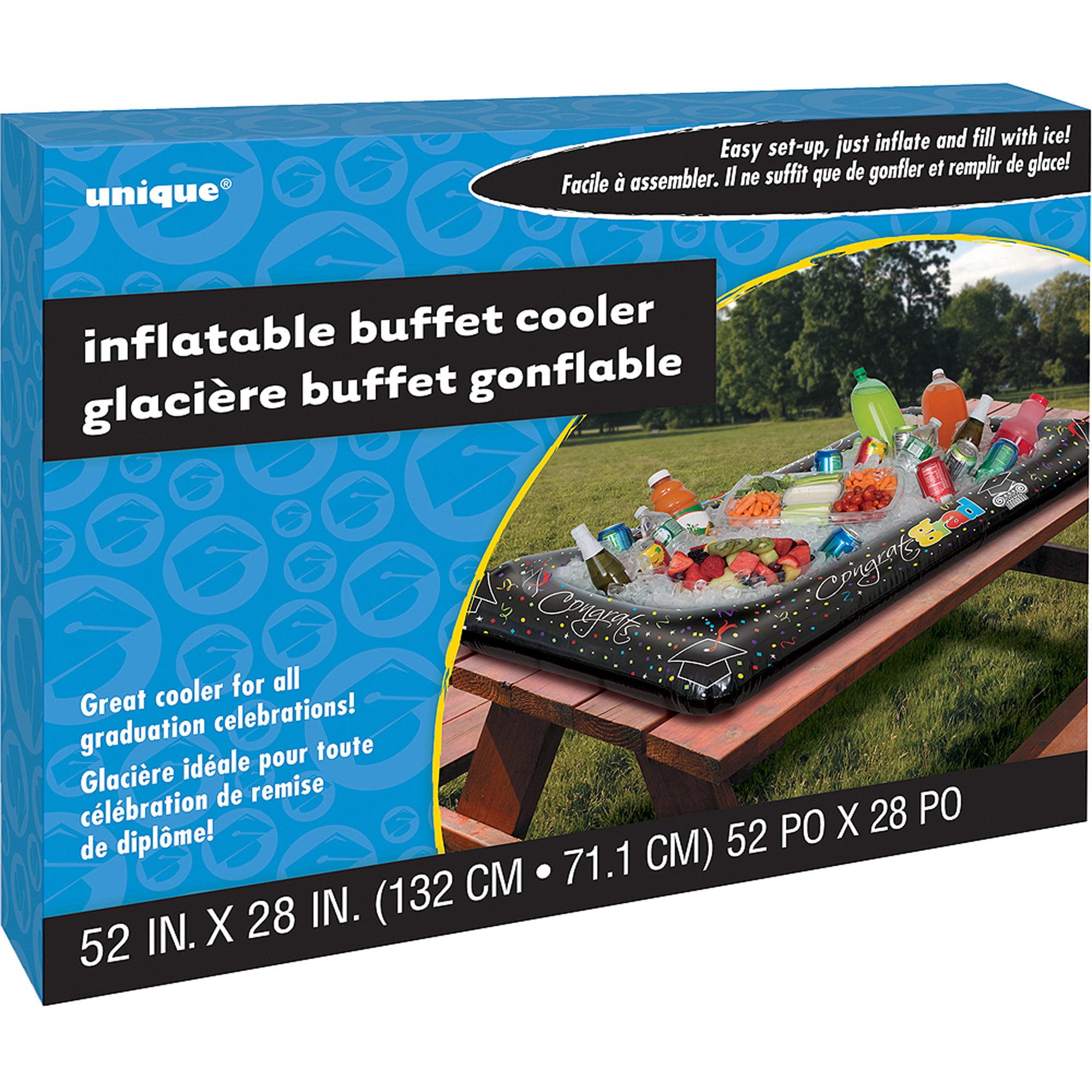 Graduation Inflatable Buffet Cooler