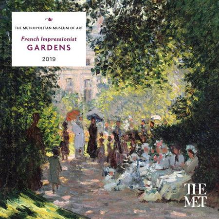 French Impressionist Gardens 2019 Mini Wall Calendar (Other) Dog 2010 Mini Calendar