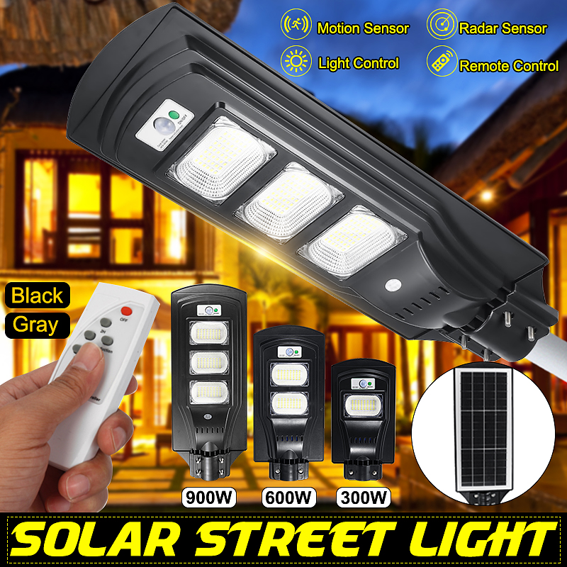 150w Outdoor Solar Street Light Without, Outdoor Remote Motion Light Switch