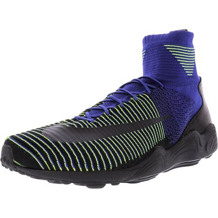 f5cb598dd05 Nike Men s Zoom Mercurial Xi Fk Black   - White Anthracite High-Top Running  Shoe ...