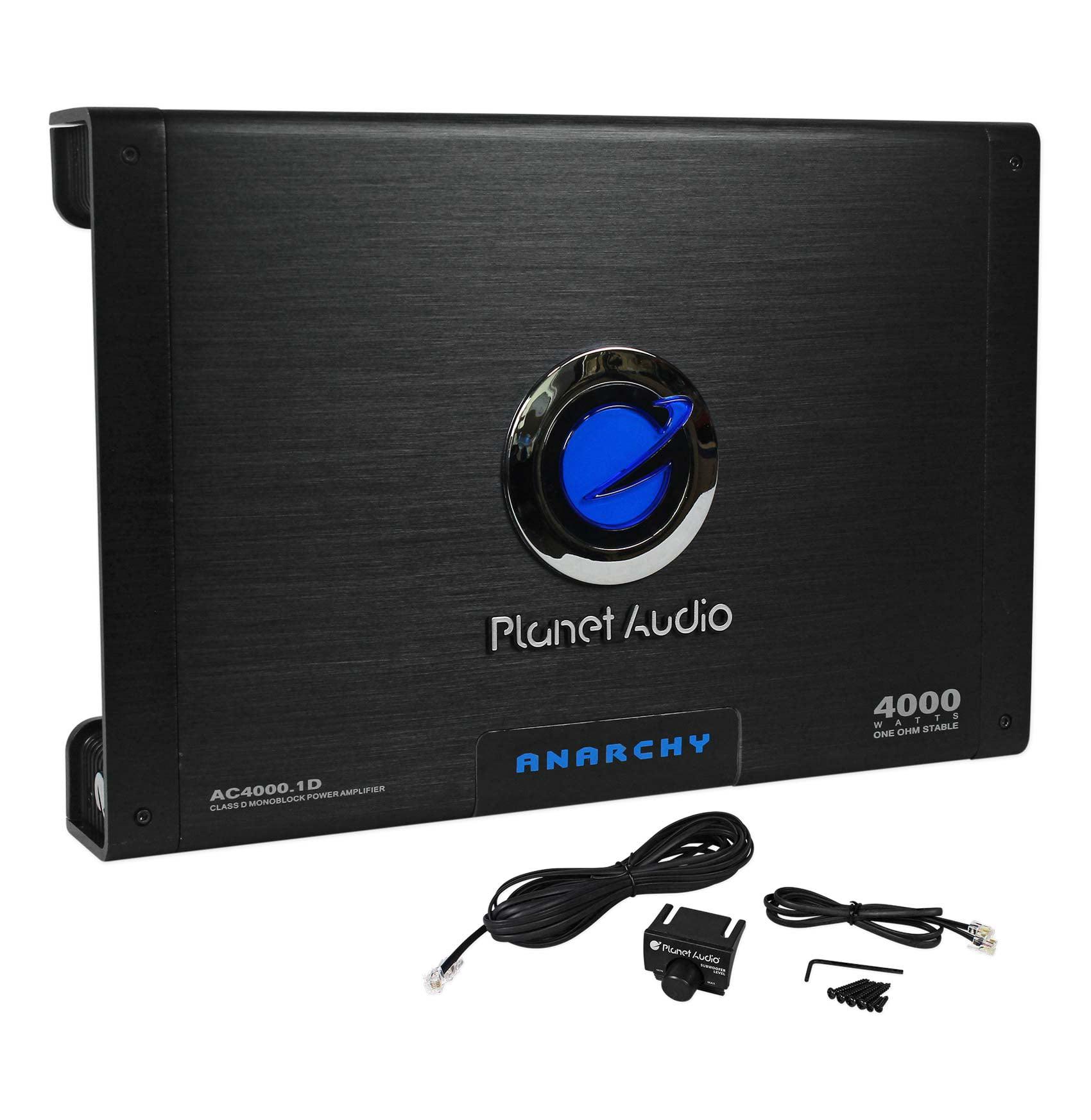 New Planet Audio AC4000.1D 4000 Watt Class D Mono Amplifi...