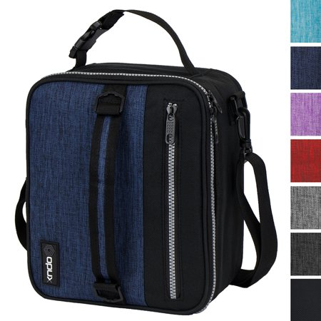 30b7cf7dd101 OPUX Premium Thermal Insulated Lunch Bag| Durable Lunch Box for Adult Men  Women | Soft Leakproof Lining with Shoulder Strap | Compact Work Lunch Pail