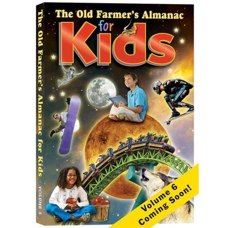 The Old Farmers Almanac For Kids