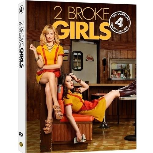 2 Broke Girls: The Complete Fourth Season (Widescreen)