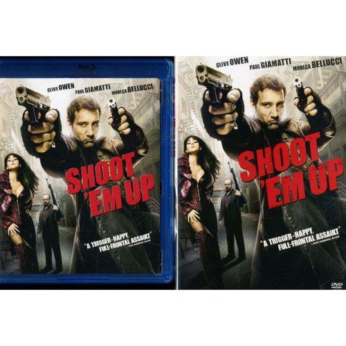 Shoot 'Em Up (Blu-ray + DVD) (Widescreen)