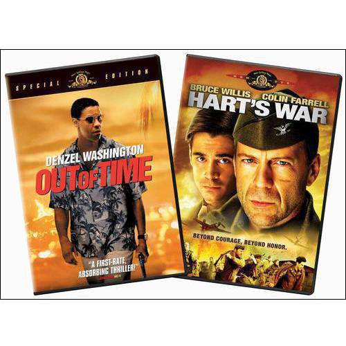 Out Of Time (2003/ Special Edition) / Hart's War (2-Pack)
