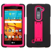 For LS751 Volt 2 Hot Pink/Black Symbiosis Stand Protector Cover