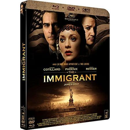The Immigrant (2013) (+ Digital Copy) (Blu-Ray & DVD Combo) [ NON-USA FORMAT, Blu-Ray, Reg.B Import - France ]