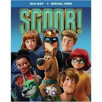 Scoob! (Blu-ray + Digital Copy)