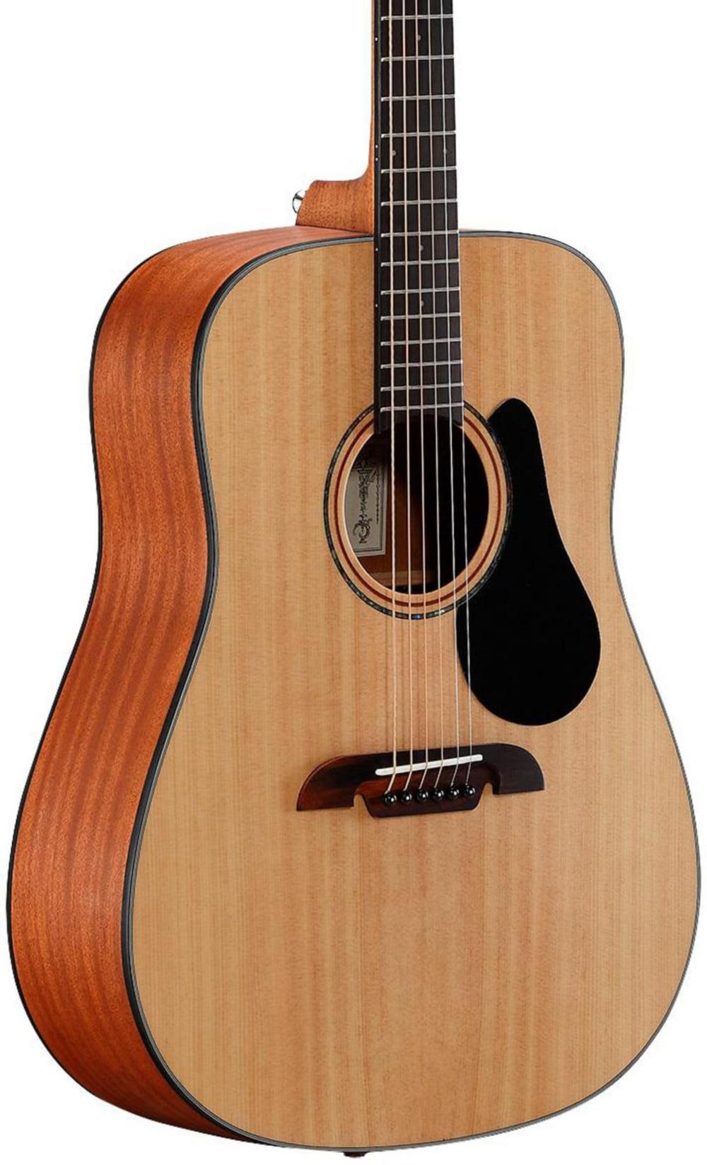 Artist Series AD30 Dreadnought Acoustic Guitar Natural by Alvarez