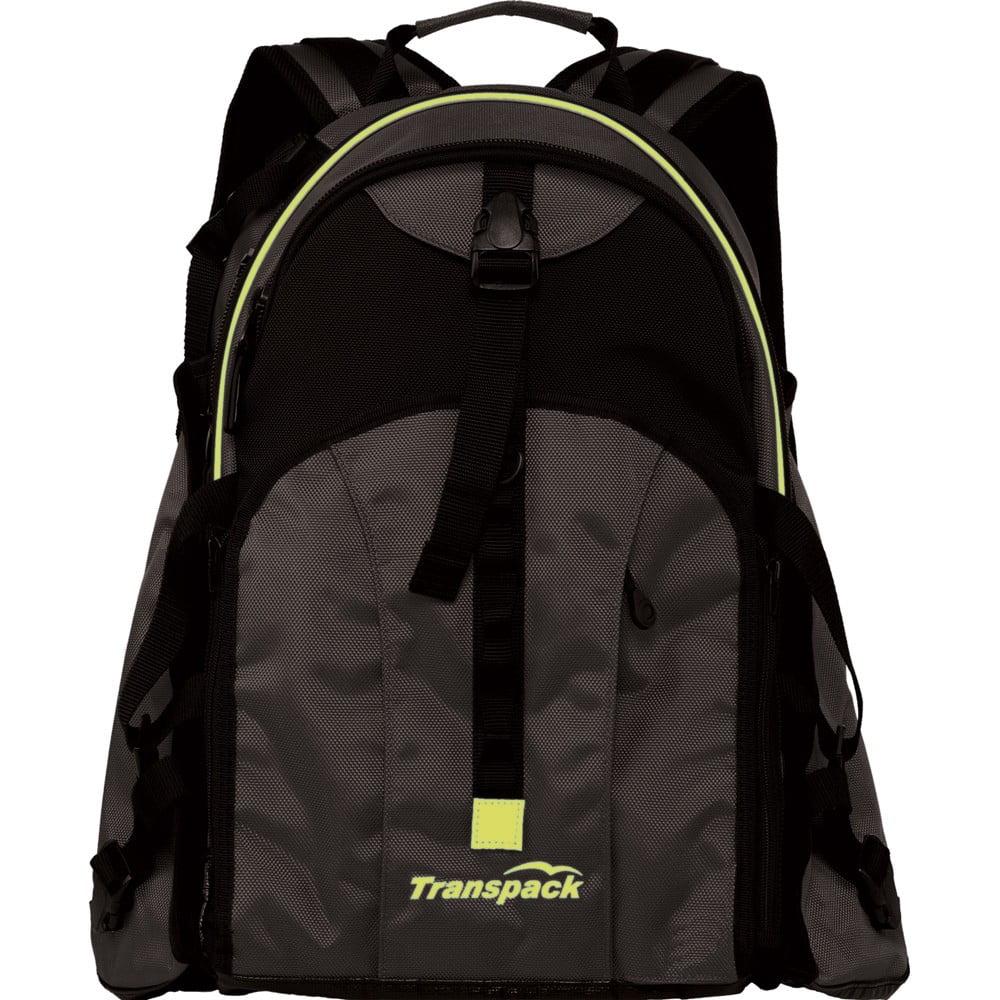 Transpack Sidekick Pro Snow Gear Bag-Black Yellow by Transpack