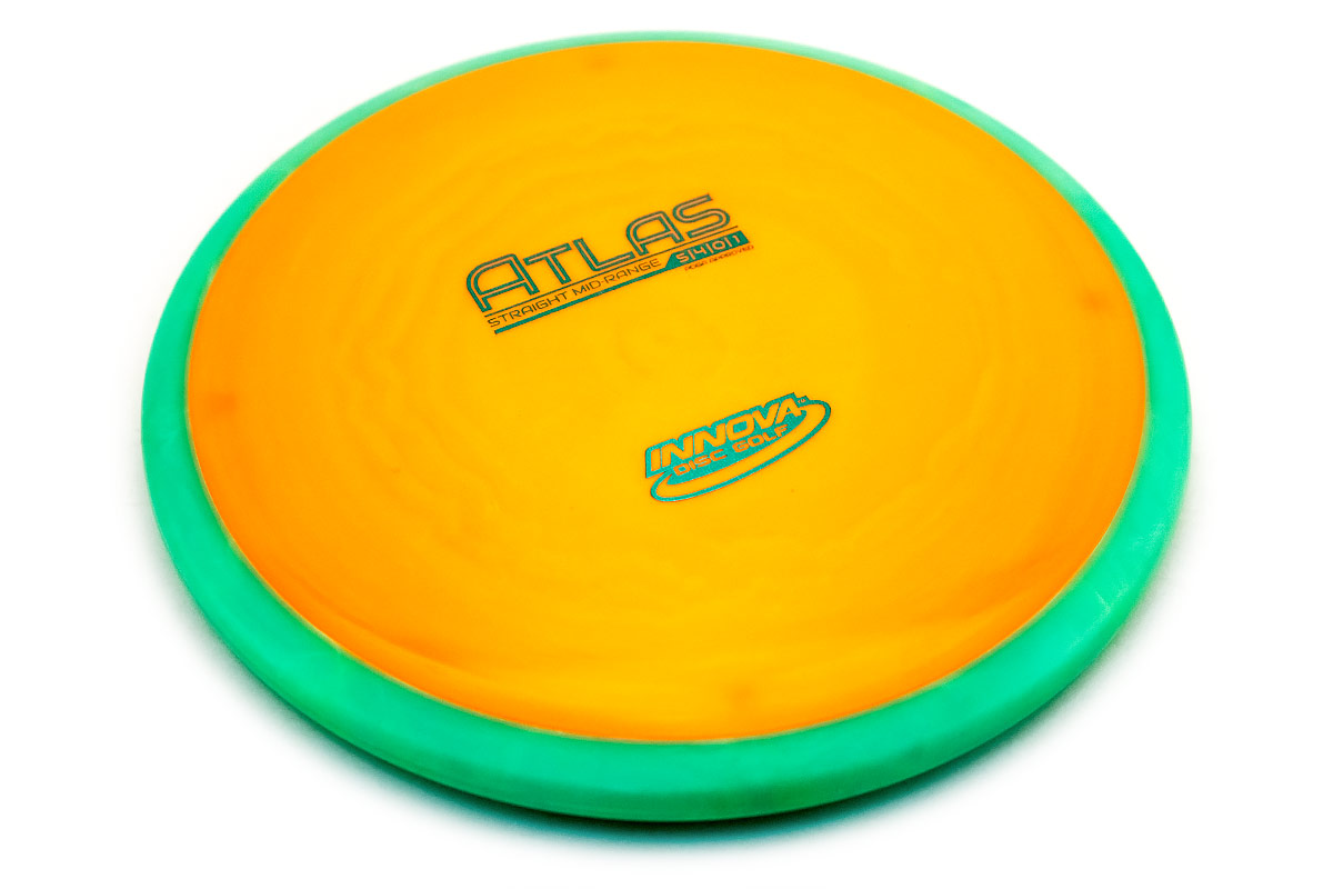 Innova Star Atlas Mid-Range Golf Disc[Colors May Vay] by