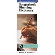 Alfred 00-14660 Essential Songwriter s Rhyming Dictionary - Music Book