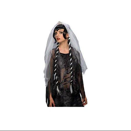 Gothic Bride Costume Wig