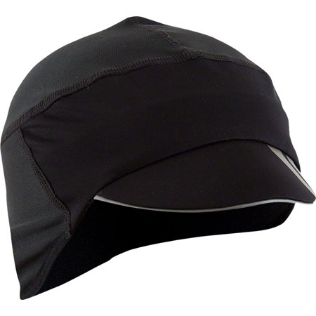 Pearl Izumi Barrier Cycling Cap: Black One Size Fits All