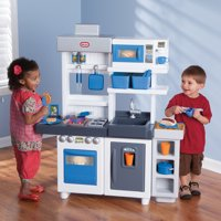 Little Tikes Ultimate Cook Play Kitchen with 30 Piece Accessory Set