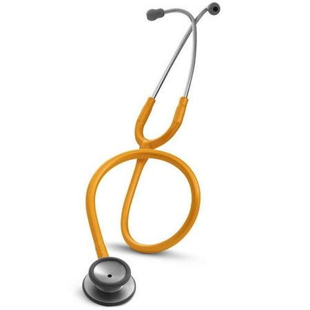 LITTMANN 2812 Stethoscope, Dual Head, Adult, (Orange Stethoscope)