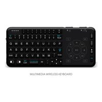 Rii i15 Backlit Mini Wireless Handheld Remote Keyboard with Touchpad and Multimedia function, Work  for PC,Raspberry Pi 2,3 Android TV Box ,KODI,Windows 7 8 10(US Layout)