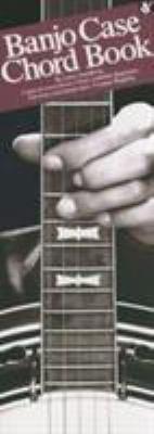 Banjo Case Chord Book by