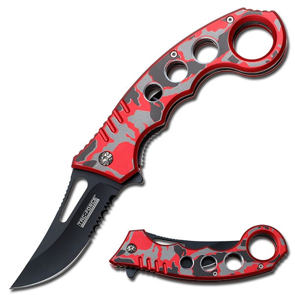 TAC Force Tac Force TF-758RC Assisted Open Folding Knife 5.5in Closed - TF-758RC