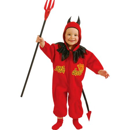 Little Devil Toddler Costume - Toddler Halloween Costumes
