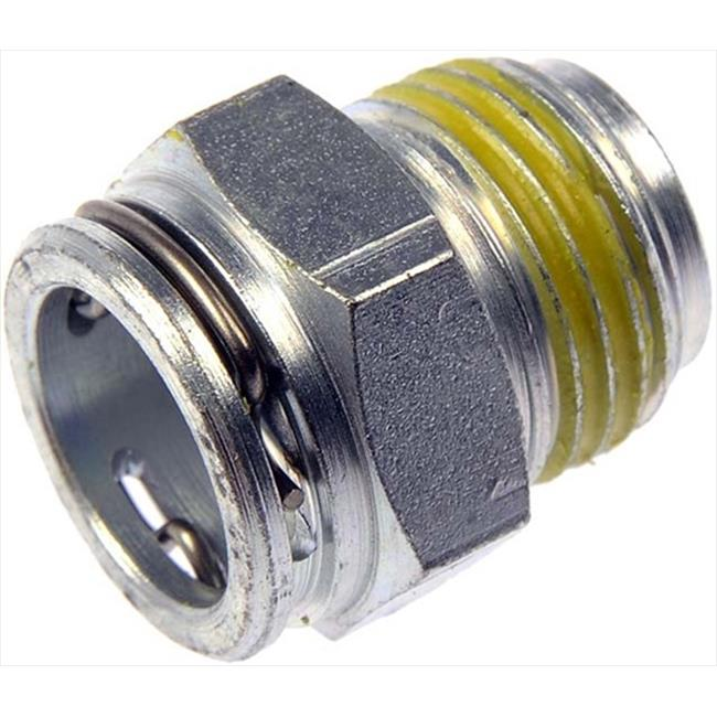 Dorman 800605 Transmission Line Connector With A 0.38 Tube x 0.62 18In. Thread