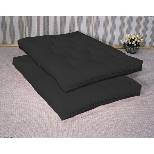 Wildon Home  Time Out 6'' Foam Full Size Futon Mattress