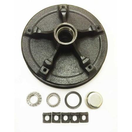 New 12 x 2 mobile home trailer brake drum kit 8-222-04 - (Best New Brakes)