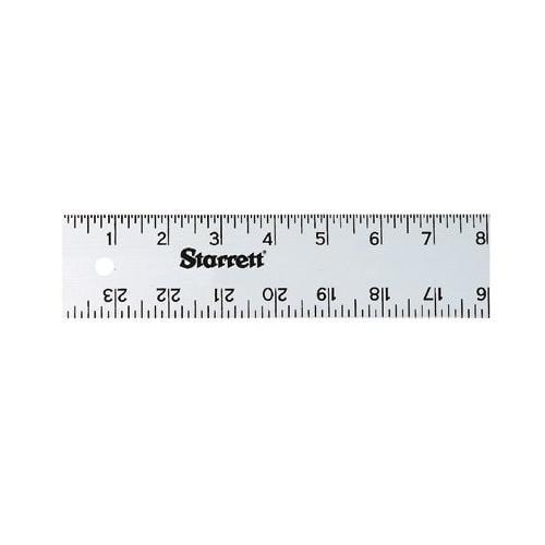L.s. starrett Aluminum Straight Edge Rulers - 36091 SEPTLS68136091