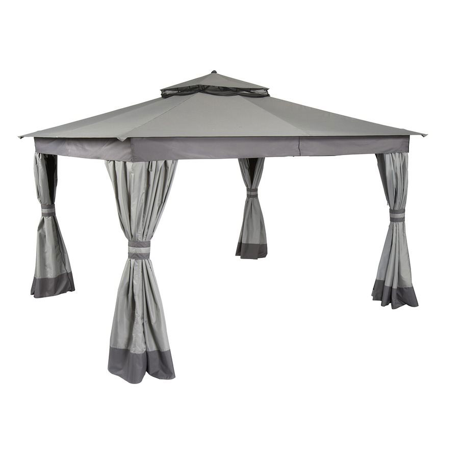 Garden Winds  Replacement Canopy Top for the AR 10 x 12 Two Tier Finial Gazebo - RipLock 350