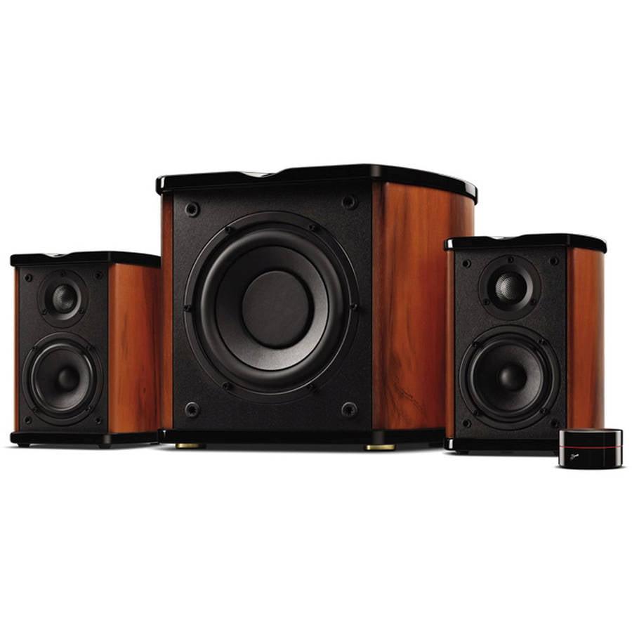 HIVI Acoustics M50W Multimedia Speakers