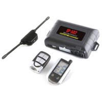 Crimestopper SP502 SecurityPlus 2-Way LCD Paging Combo Alarm Keyless Entry & Remote Start System