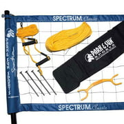 Park and Sun Sports Spectrum Classic Outdoor Volleyball Set