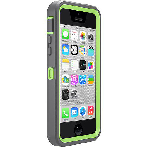 OtterBox Apple iPhone 5C Case Defender Series, Cucumber