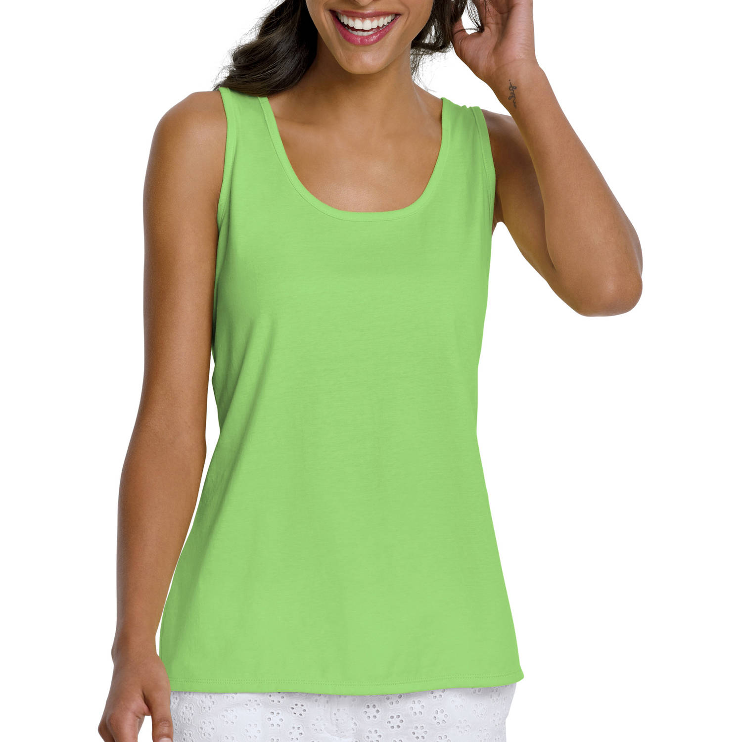 Hanes Women's Basic Essential Tank