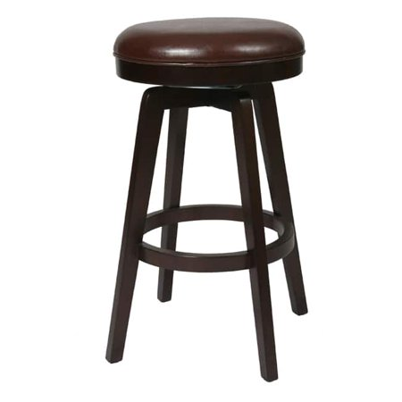 Pastel Furniture Royal Vista 26 Inch Backless Counter Stool