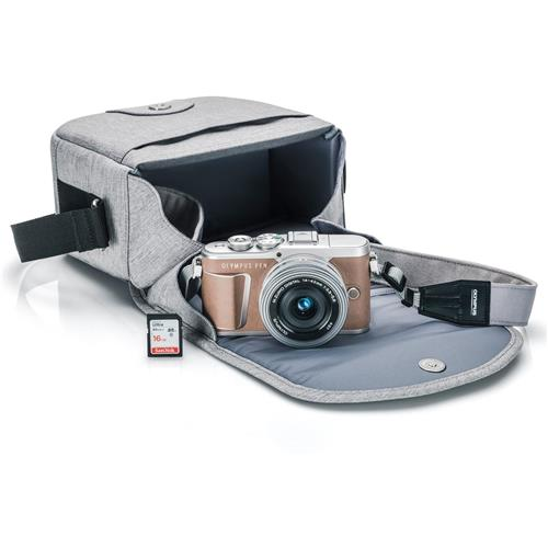 Olympus PEN E-PL9 Mirrorless Micro Four Thirds Digital Camera with 14-42mm Lens by Olympus