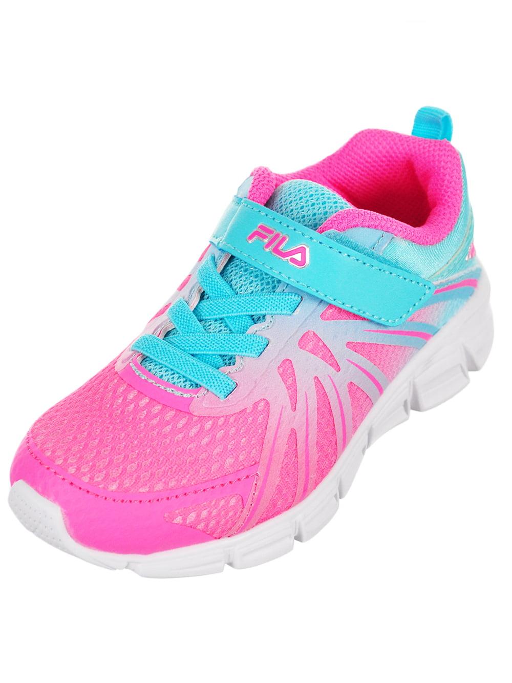 Fila Girls' Fraction Sneakers (Sizes 5 10) by Fila