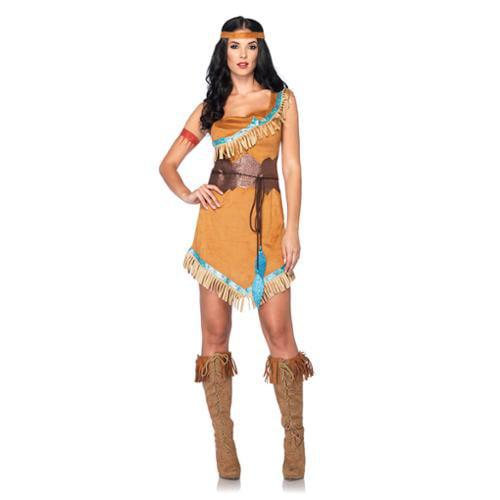 Leg Avenue Women's Disney Pocahontas Costume