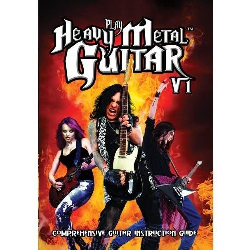 how to learn to play metal guitar