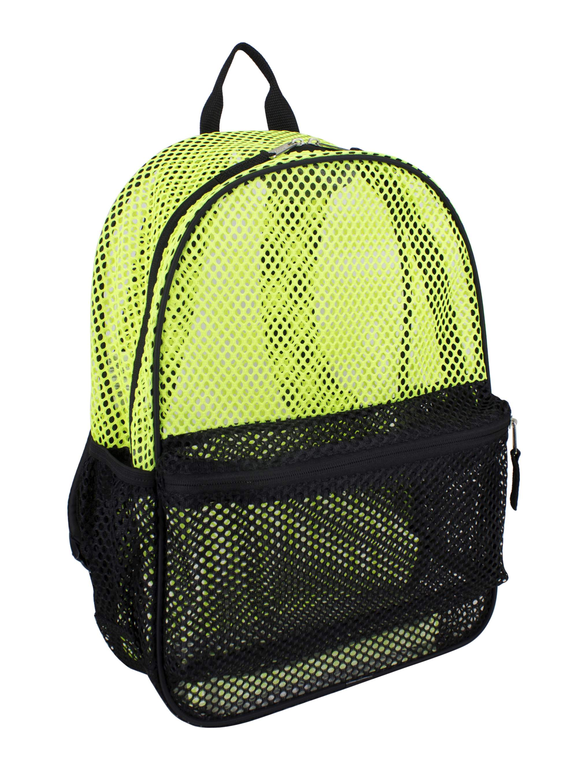 Eastsport Mesh Backpack with Padded Adjustable Straps by Generic