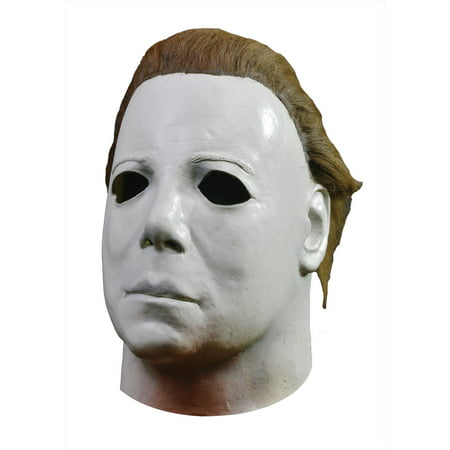 Halloween II Elrod Latex Mask Adult Halloween Accessory - Professional Foam Latex Halloween Masks