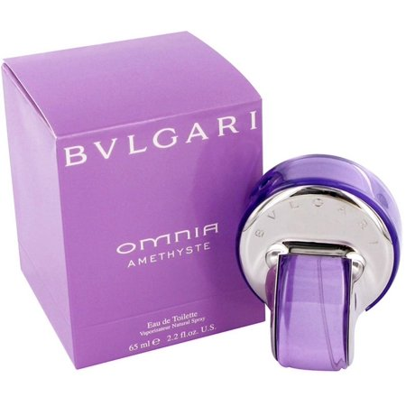 2 Pack - Omnia Amethyste by Bvlgari Eau de Toilette For Women 2.2 oz ()