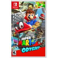 Super Mario Odyssey, Nintendo, Nintendo Switch, 045496590741