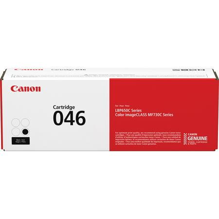 Canon, CNMCRTDG046BK, Cartridge 046 Standard Toner Cartridge, 1 Each