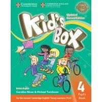 Kid's Box Level 4 Pupil's Book British English (Paperback)