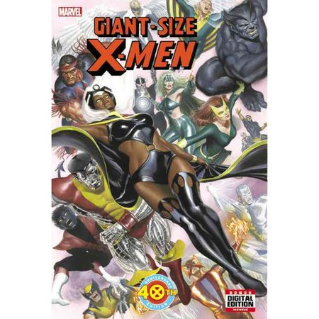 Giant-Size X-Men by